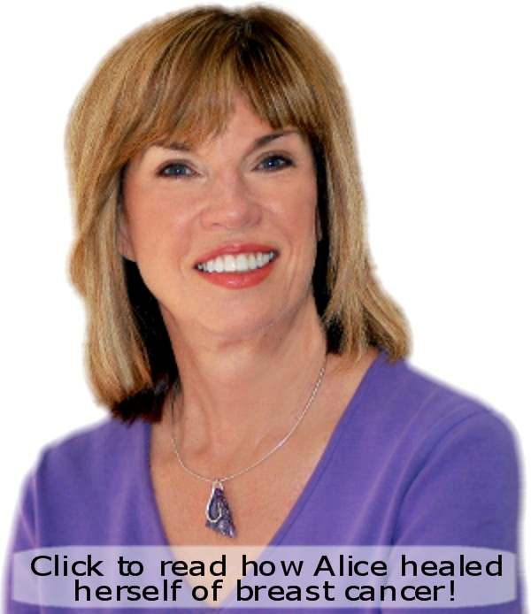 Alice McCall - Author of Wellness Wisdom - Cellular Level Healing Consultant